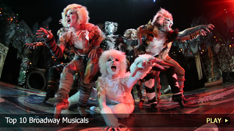 Top 10 Broadway Musicals