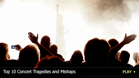 Top 10 Concert Tragedies and Mishaps