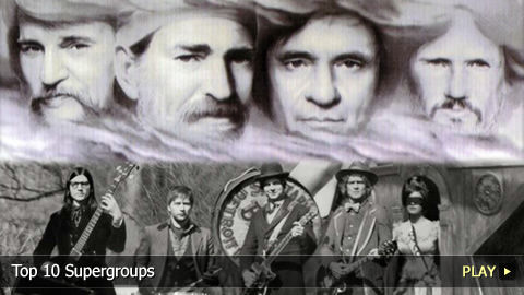 Top 10 Supergroups