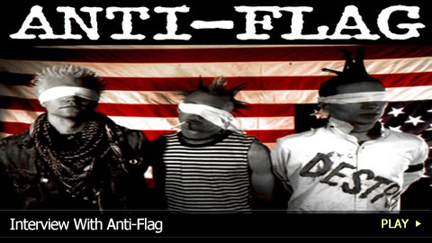 Interview With Anti-Flag