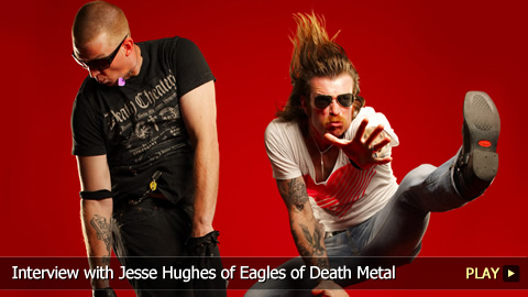Interview With Jesse Hughes of Eagles of Death Metal
