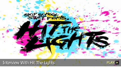 Interview With Hit The Lights