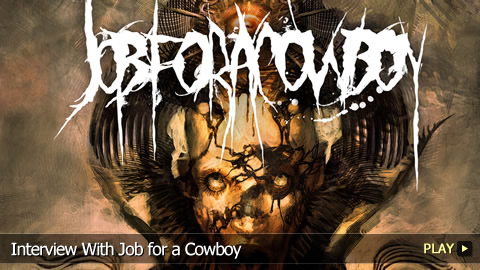 Interview With Job for a Cowboy