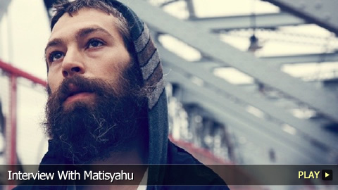 Interview With Matisyahu