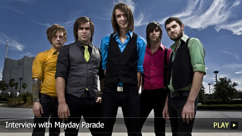 Interview With Mayday Parade