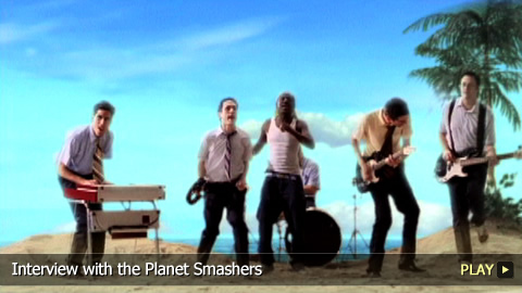 Interview With the Planet Smashers
