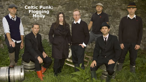 Interview With Bob Schmidt of Flogging Molly