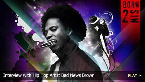 Interview With Hip Hop Artist Bad News Brown