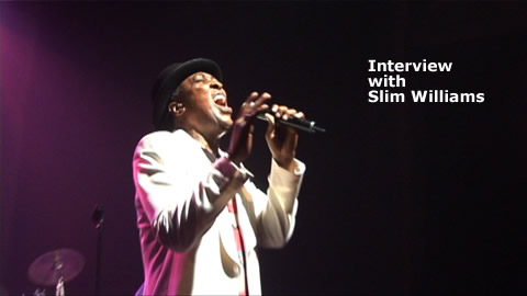 Slim Williams Interview