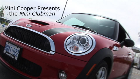 Mini Cooper Introduces The Clubman