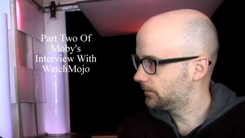 Moby Interview Part 2