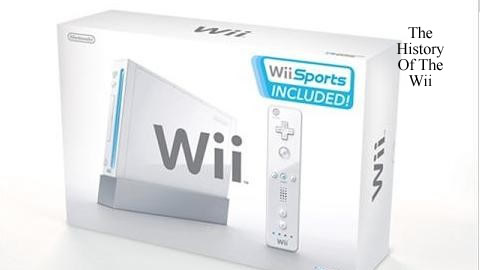 The History Of The Nintendo Wii