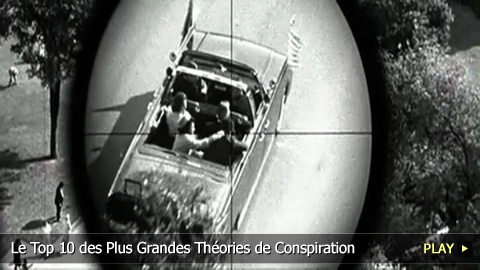The Top 10 Conspiracies of All Time