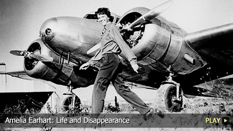 Amelia Earhart: Life and Disappearance