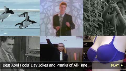 Best April Fools' Day Jokes and Pranks of All-Time