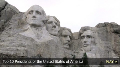 Who were some of the most important american presidents for Who is the most famous president of the united states