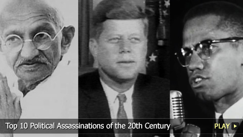 Top 10 Political Assassinations of the 20th Century