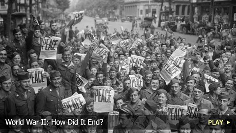 World War II: How Did It End?