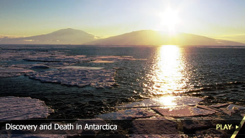 Discovery and Death in Antarctica