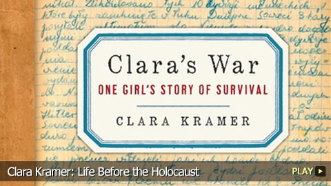 Clara Kramer: Life Before the Holocaust