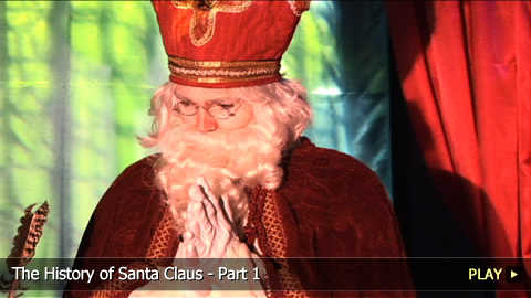 The History of Santa Claus - Part 1