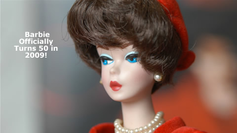 History of The Barbie Doll
