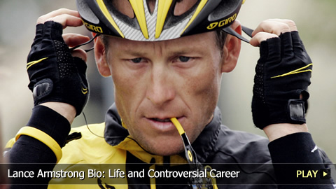 Lance Armstrong Bio: Life and Controversial Career 