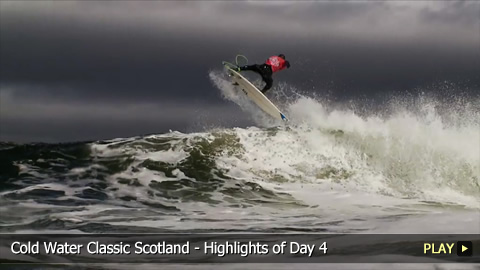 Cold Water Classic Scotland - Highlights of Day 4