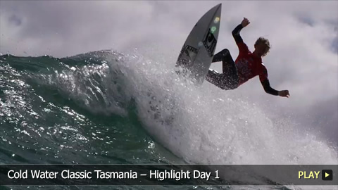 Cold Water Classic Tasmania - Highlight Day 1