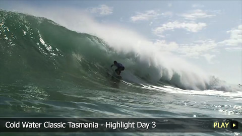 Cold Water Classic Tasmania - Highlight Day 3