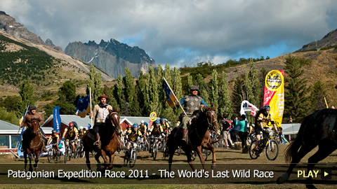 Patagonian Expedition Race 2011 - The World's Last Wild Race Begins