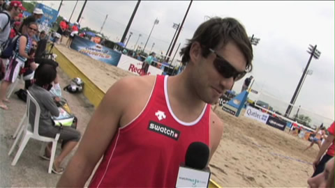 Summer Sports: Beach Volleyball - Interview with Brett Richardson