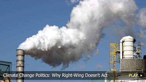 Climate Change Politics: Why Right-Wing Doesn't Act
