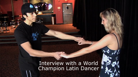 Interview with a World Class Salsa Dancer