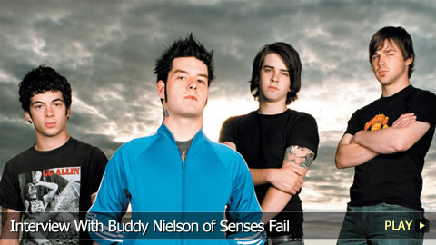 Interview With Buddy Nielson of Senses Fail