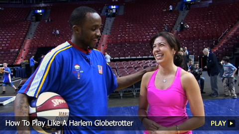 How To Play Like A Harlem Globetrotter