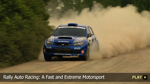 History Auto Racing Motorsports on Rally Auto Racing  A Fast And Extreme Motorsport