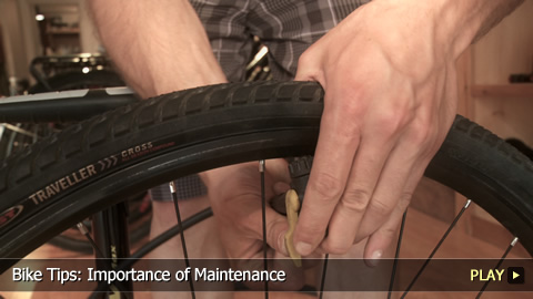 Bike Tips: Importance of Maintenance