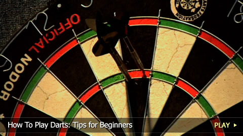 How To Play Darts: Tips for Beginners