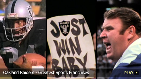Oakland Raiders - Greatest Sports Franchises