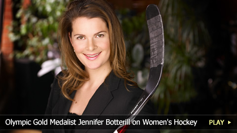 Olympic Gold Medalist Jennifer Botterill on Women's Hockey