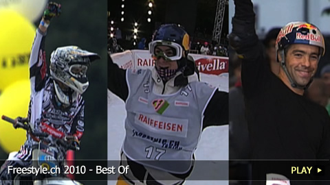 Freestyle.ch 2010 - Best Of