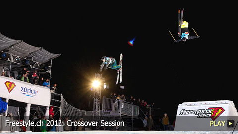 Freestyle.ch 2012: Crossover Session at Europe's Biggest Freestyle Event