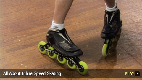 All About Inline Speed Skating