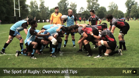The Sport of Rugby: Overview and Tips