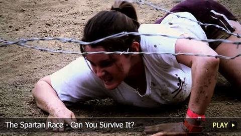 The Spartan Race - Can You Survive It?