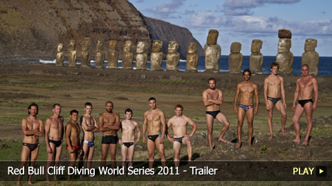 Red Bull Cliff Diving World Series 2011 - Trailer