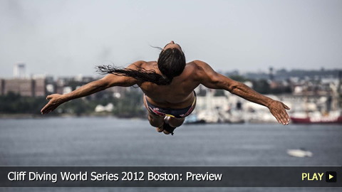 Cliff Diving World Series 2012 Boston: Preview