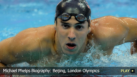 Michael Phelps Biography: Beijing, London Olympics