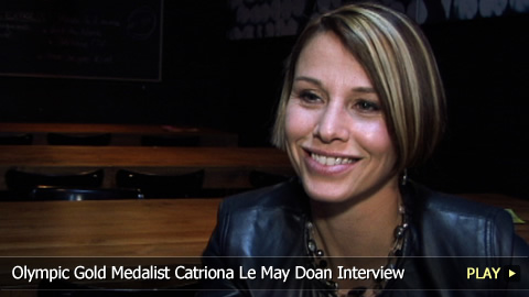 Olympic Gold Medalist Catriona Le May Doan Interview
